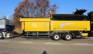 Wheeled Keestrack D5 drum screen