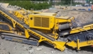Keestrack Destroyer 1112 Impactor and Frontier Screener. Canada