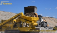 H4 Cone Crusher with 3 deck screen