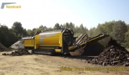 Keestrack Mobile Drum Screen - Tracked D6