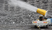 Keestrack Dust Suppression water cannon