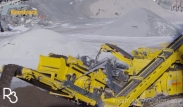 Keestrack R3 impact crusher walk through