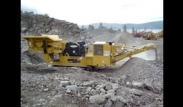 Keestrack B4 Apollo jaw crusher