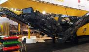 Keestrack R3e Impact crusher Intermat - Paris